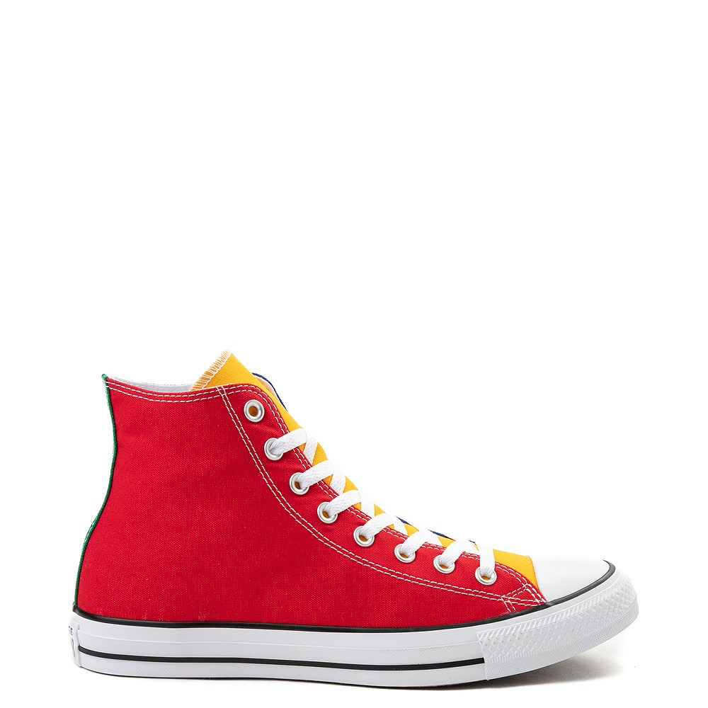 e40cd5a2898f Converse Chuck Taylor All Star Hi Color-Block Sneaker. Previous. alternate  image ALT5. alternate image default view
