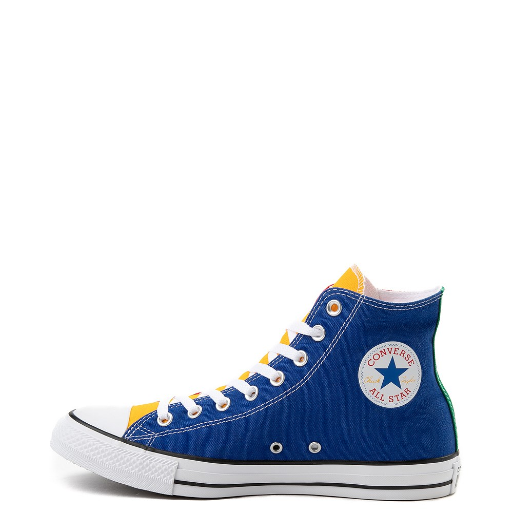 a77f361f704d Converse Chuck Taylor All Star Hi Color-Block Sneaker
