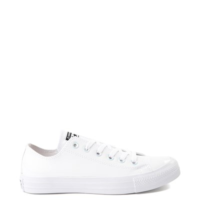 Main view of Converse Chuck Taylor All Star Lo Patent Sneaker - White Monochrome