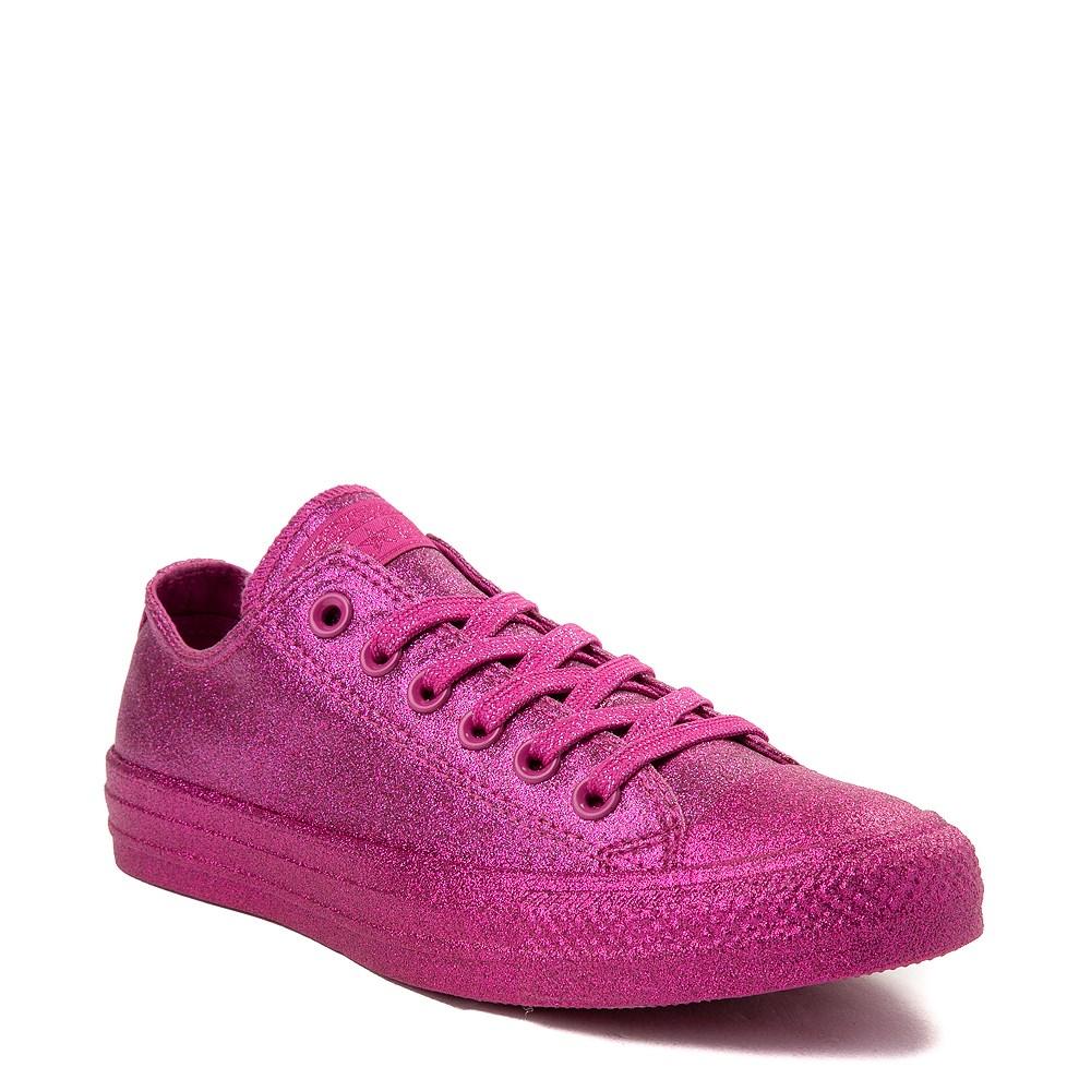 bd9531cb136 Converse Chuck Taylor All Star Lo Glitter Sneaker