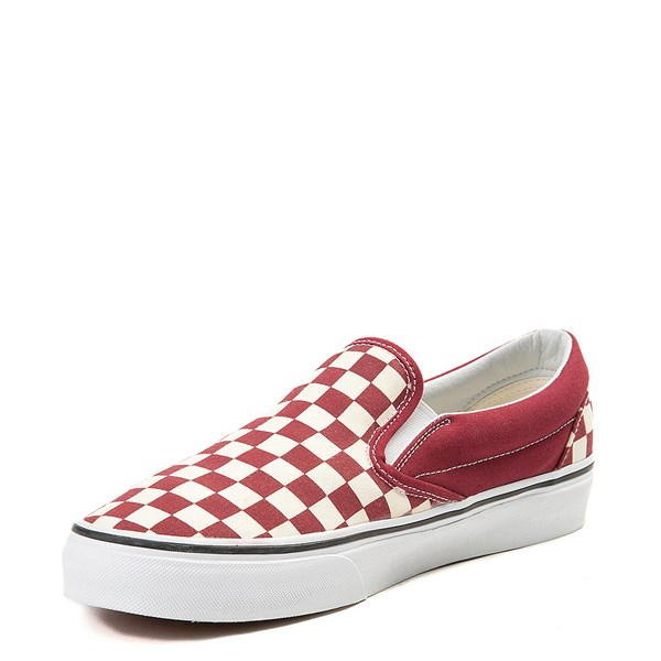 alternate view Vans Slip On Chex Skate ShoeALT3