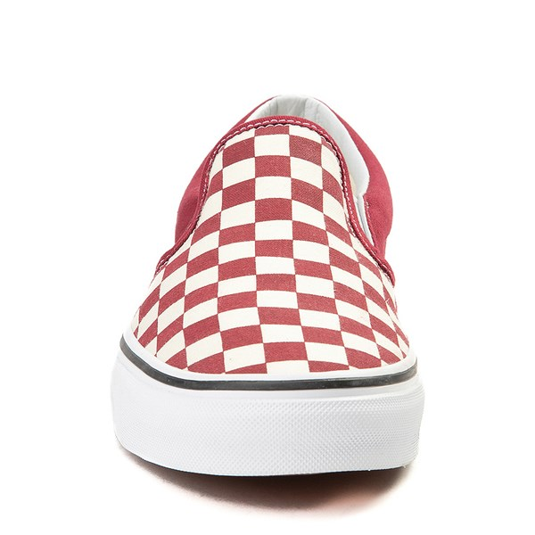 alternate view Vans Slip On Chex Skate ShoeALT4