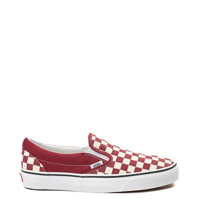 Vans Slip On Chex Skate Shoe
