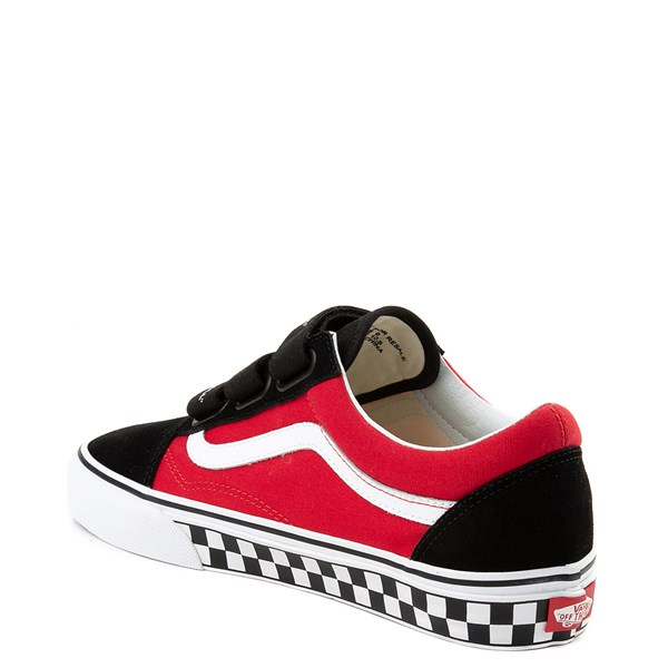 alternate view Vans Old Skool V Logo Pop Skate ShoeALT2