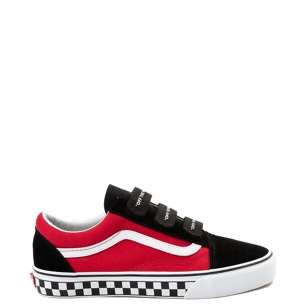 06ccbe661799 Vans Old Skool V Logo Pop Skate Shoe