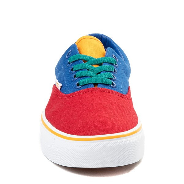alternate view Vans Era Color-Block Skate Shoe - MultiALT4