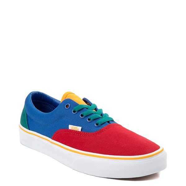 alternate view Vans Era Color-Block Skate Shoe - MultiALT5