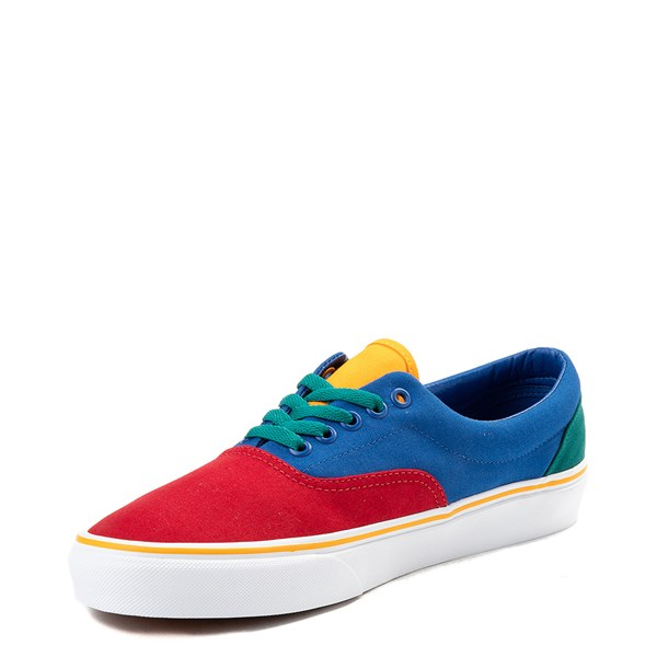alternate view Vans Era Color-Block Skate Shoe - MultiALT3