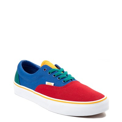 Alternate view of Vans Era Color-Block Skate Shoe - Multi
