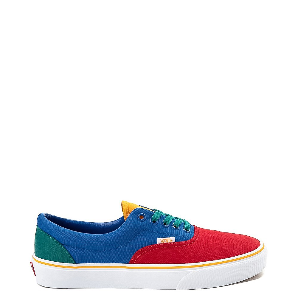 Vans Era Color-Block Skate Shoe - Multi