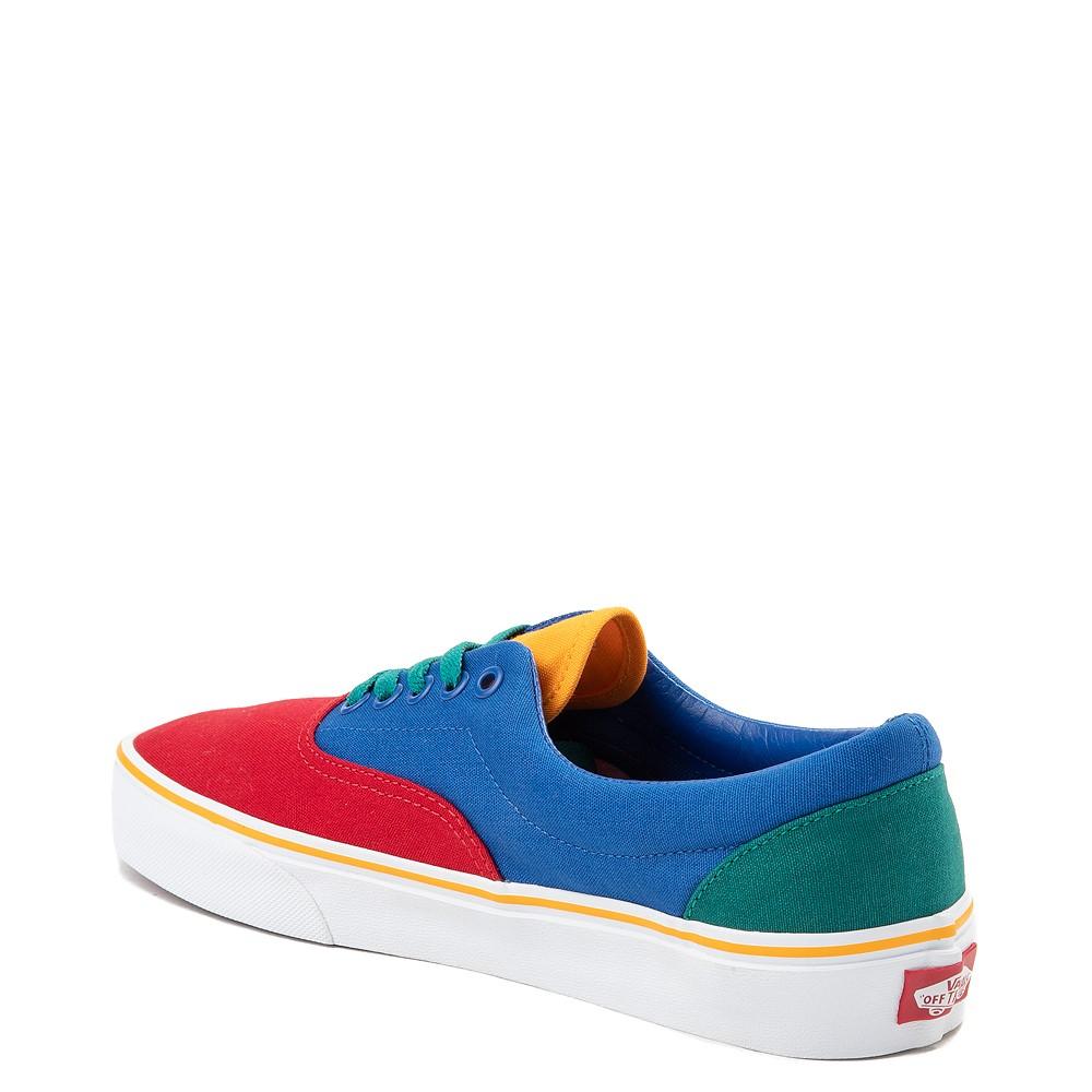 low top vans colors