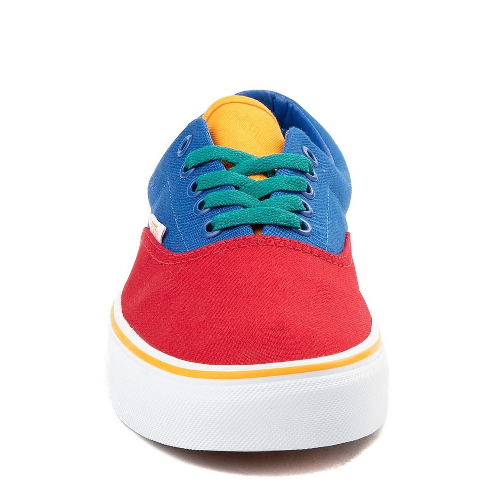 Vans Era Color-Block Skate Shoe - Multi