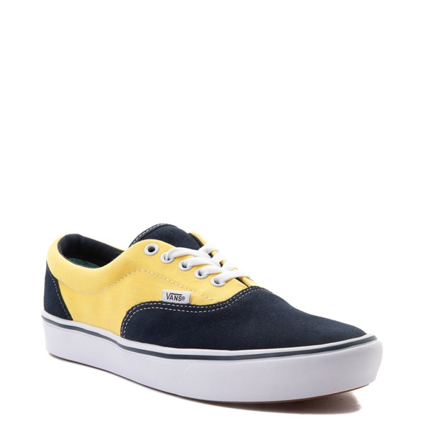 Alternate view of Vans Era ComfyCush® Skate Shoe - Navy / Yellow