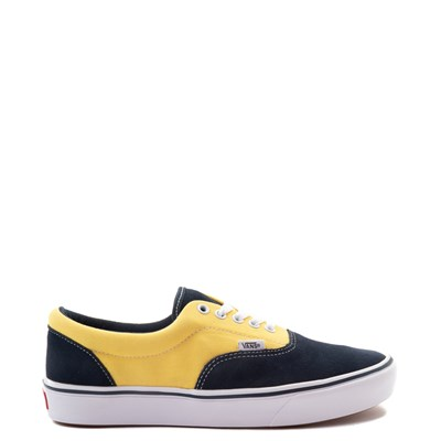 Main view of Vans Era ComfyCush® Skate Shoe - Navy / Yellow