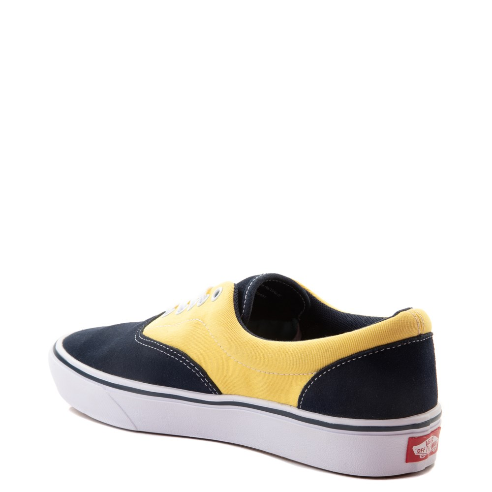 best sneakers 3135d ec3e7 Vans Era ComfyCush® Skate Shoe - Navy / Yellow