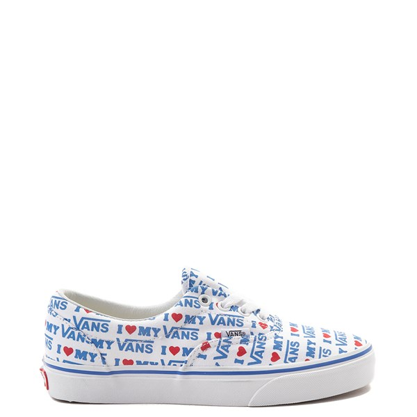Default view of Vans Era I Heart My Vans Skate Shoe - White / Multi