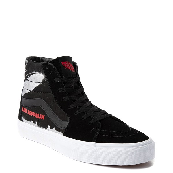 Alternate view of Vans Sk8 Hi Led Zeppelin Skate Shoe