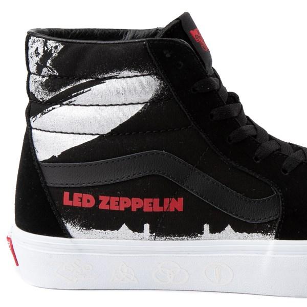 alternate view Vans Sk8 Hi Led Zeppelin Skate ShoeALT6