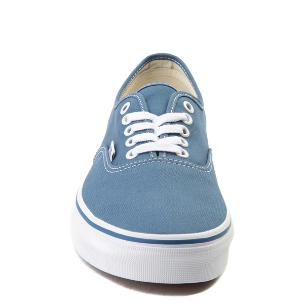 alternate view Vans Authentic Skate Shoe - NavyALT4