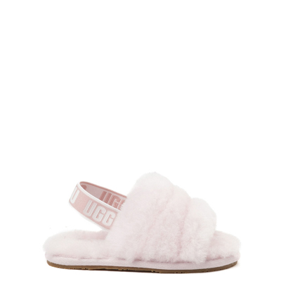 Main view of Toddler/Youth UGG® Fluff Yeah Slide