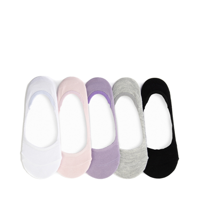 Main view of Womens Journeys Neutral Liners 5 Pack