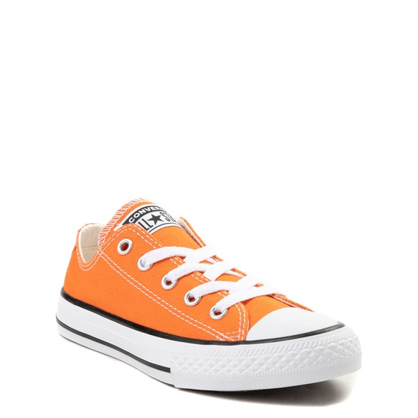 alternate view Converse Chuck Taylor All Star Lo Sneaker - Little Kid - Golden PoppyALT1