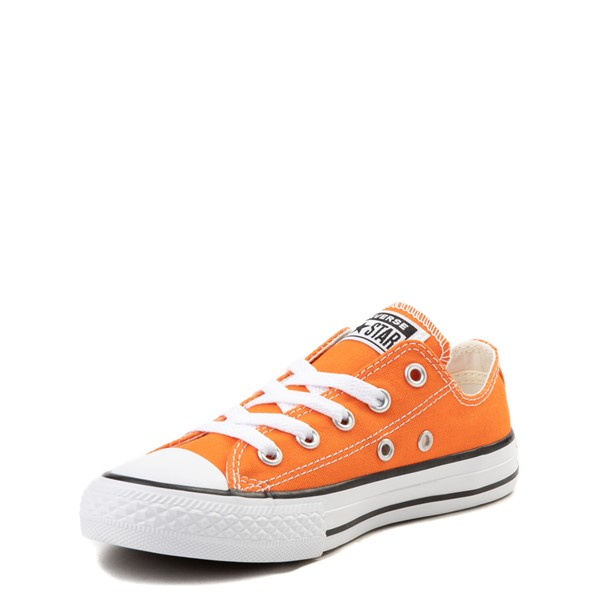alternate view Converse Chuck Taylor All Star Lo Sneaker - Little Kid - Golden PoppyALT3