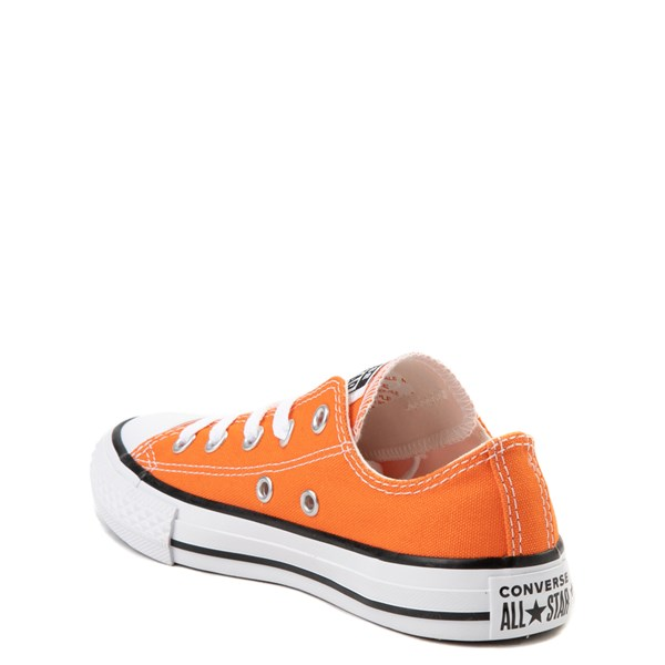 alternate view Converse Chuck Taylor All Star Lo Sneaker - Little Kid - Golden PoppyALT2