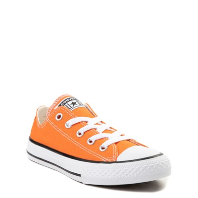Alternate view of Converse Chuck Taylor All Star Lo Sneaker - Little Kid - Golden Poppy