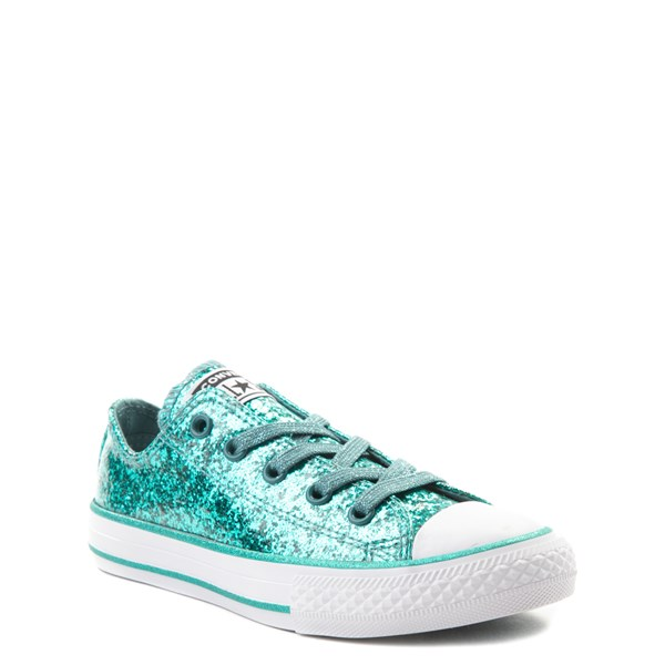 51afd5b19cc9 Converse Chuck Taylor All Star Lo Glitter Sneaker - Little Kid