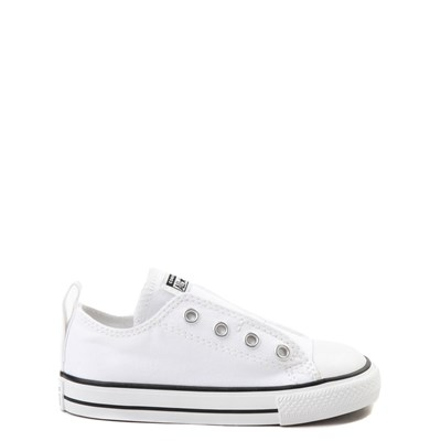 Main view of Converse Chuck Taylor All Star Simple Sneaker - Baby / Toddler - White
