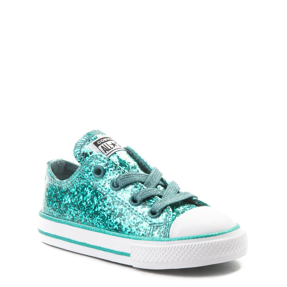 fbb4d6139dbe Converse Chuck Taylor All Star Lo Glitter Sneaker - Baby   Toddler.  Previous. alternate image ALT5. alternate image default view. alternate  image ALT1
