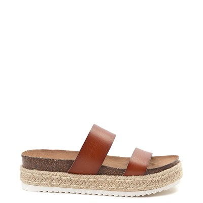 Main view of Womens Madden Girl Catelyn Platform Slide Sandal
