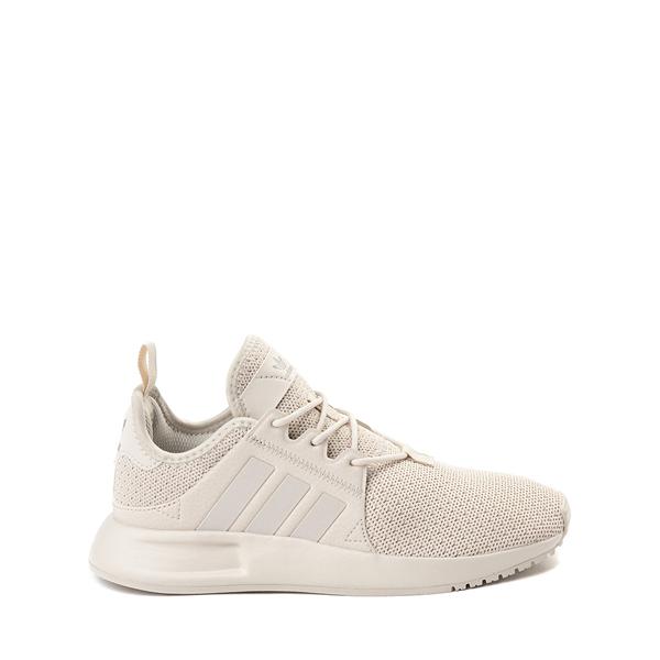 adidas X_PLR Athletic Shoe - Little Kid - Beige Monochrome