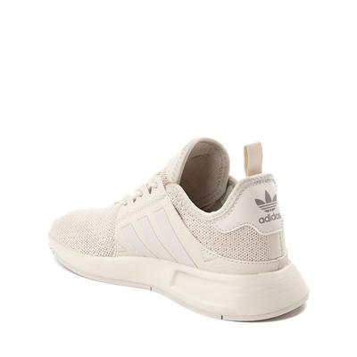 Alternate view of adidas X_PLR Athletic Shoe - Little Kid - Beige Monochrome