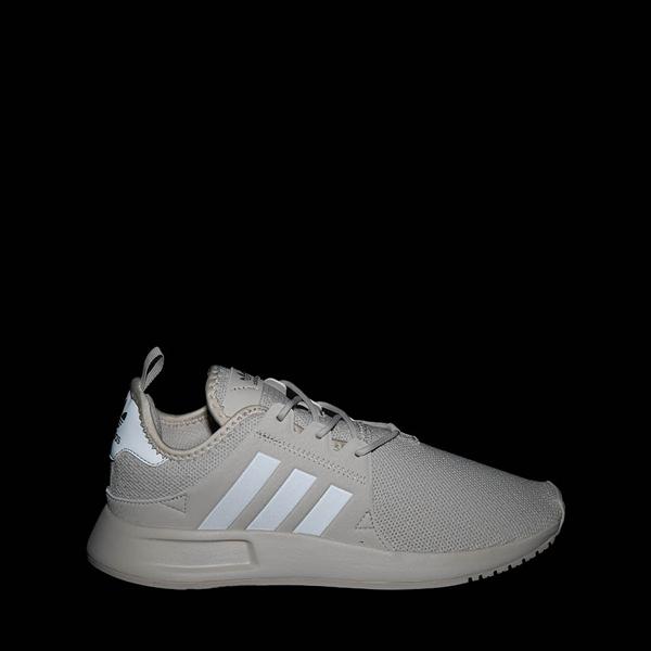 alternate view adidas X_PLR Athletic Shoe - Big Kid - Beige MonochromeALT1
