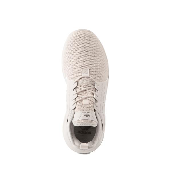 alternate view adidas X_PLR Athletic Shoe - Big Kid - Beige MonochromeALT2