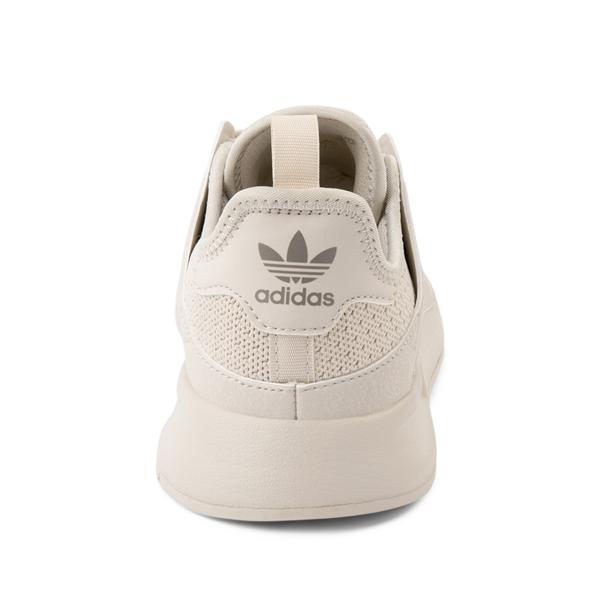 alternate view adidas X_PLR Athletic Shoe - Big Kid - Beige MonochromeALT4