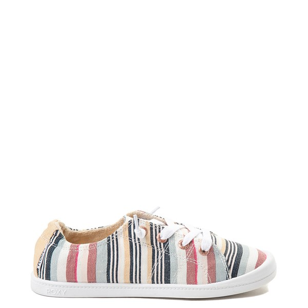 Womens Roxy Bayshore Casual Shoe - Pink / Multi