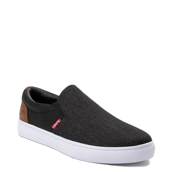 alternate view Mens Levi's 501® Jeffrey Slip On Casual ShoeALT1