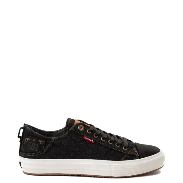 Mens Levi's 501® Neil Lo Casual Shoe - Black