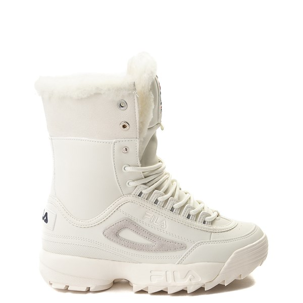 Default view of Womens Fila Disruptor Shearling Athletic Shoe
