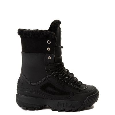 Main view of Womens Fila Disruptor Shearling Boot