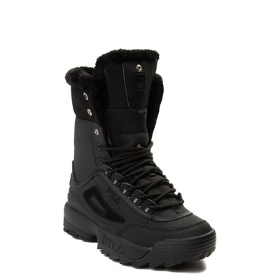 Alternate view of Womens Fila Disruptor Shearling Boot