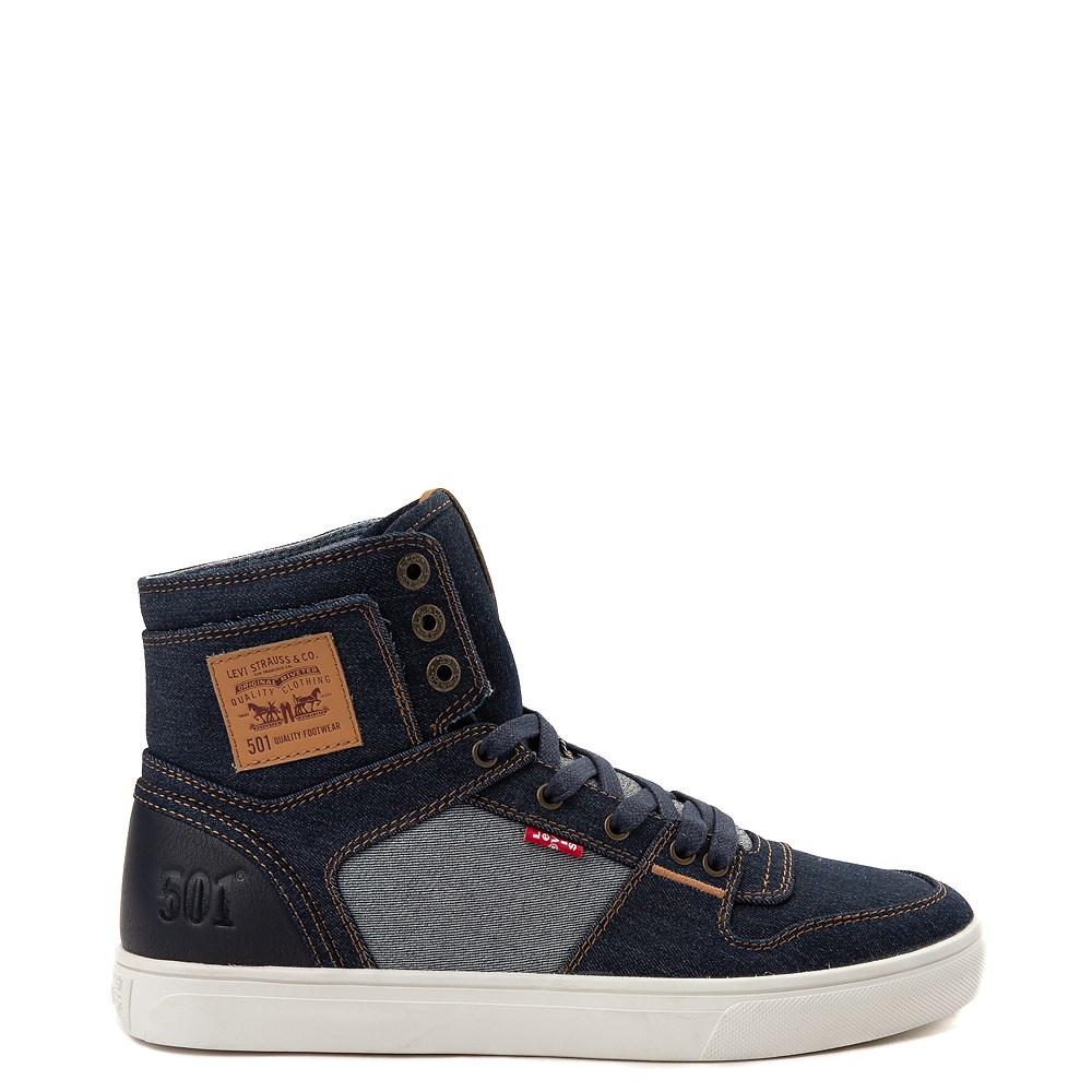 Mens Levi's 501® Mason Hi Casual Shoe - Denim