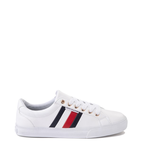 Womens Tommy Hilfiger Lightz Casual Shoe - White