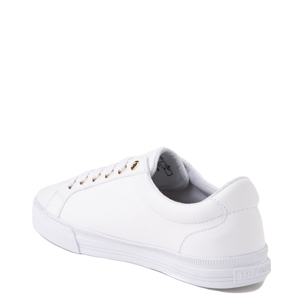 alternate view Womens Tommy Hilfiger Lightz Casual Shoe - WhiteALT1
