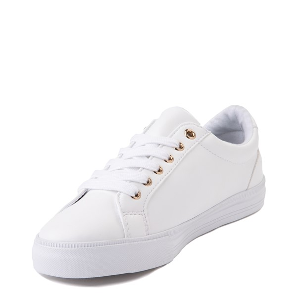 alternate view Womens Tommy Hilfiger Lightz Casual Shoe - WhiteALT2