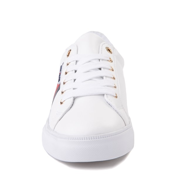 alternate view Womens Tommy Hilfiger Lightz Casual Shoe - WhiteALT4