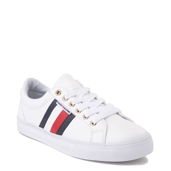 alternate view Womens Tommy Hilfiger Lightz Casual Shoe - WhiteALT5